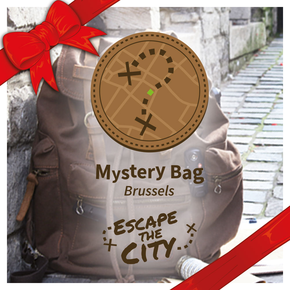 Offer a coupon for a Mystery Bag adventure!